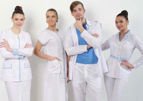 Выбор одежды для медиков