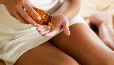 Багато таблеток призводить до шкірних хвороб