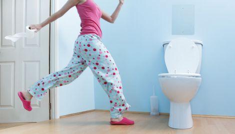 Терпіти позиви в туалет не варто