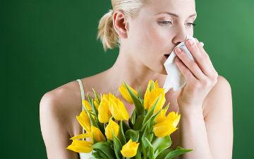 20-40% населення схильні до алергічних реакцій