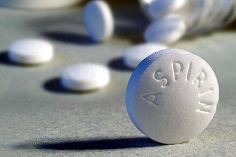 Вживання аспірину