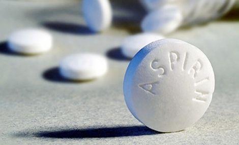 Три таблетки аспірину врятують від раку