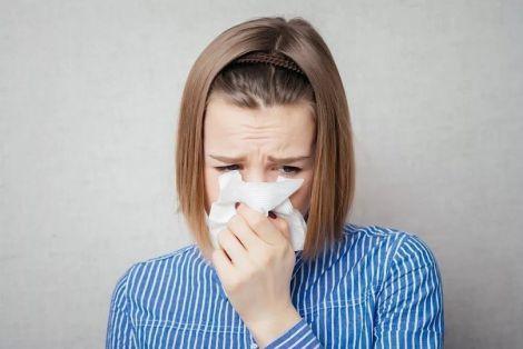 Лечение насморка летом