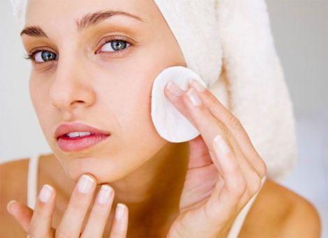 Правила очищення шкіри