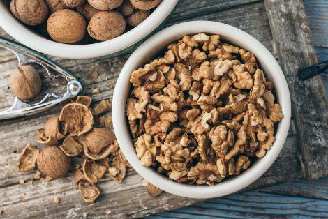 На чоловіче здоров'я позитивно впливають горіхи