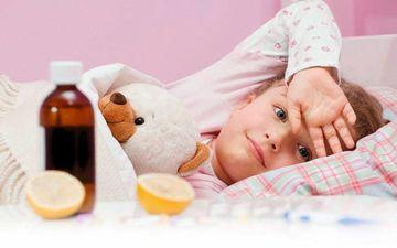 Боремося з кашлем у дітей народними методами