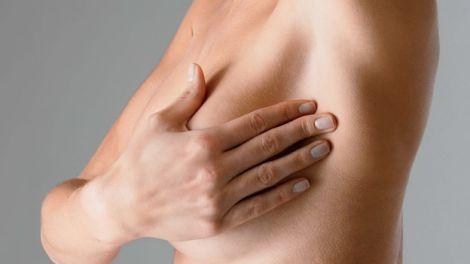 Лікарі рекомендують щодня оглядати молочні залози