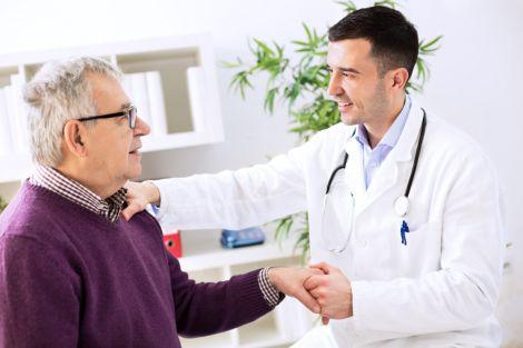 Лікування раку простати