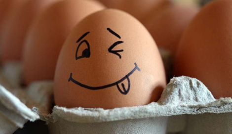 Яєчна шкаралупа