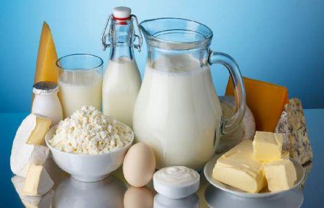 Молочні продукти треба вживати дозовано
