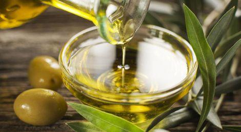 Оливкова олія для краси