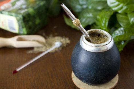 Чай мате - для тих, хто хоче схуднути без дієт