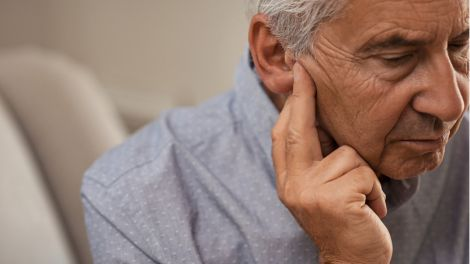 Втрата слуху та коронавірус