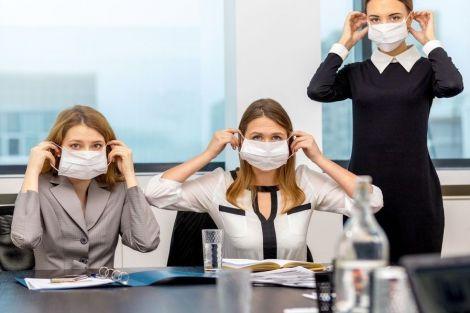 Прання захисних масок