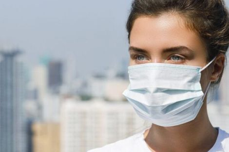 Медичні маски захищають