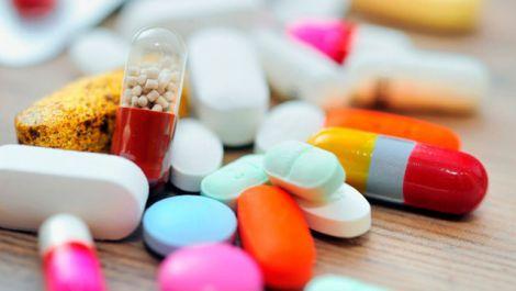 Раціон прийому ліків