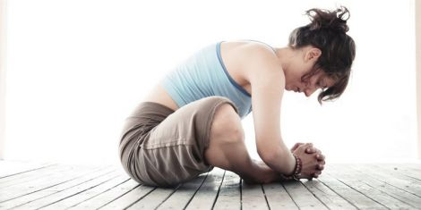 Позбутись від сутулості допоможуть вправи