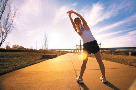 Користь фізичних вправ
