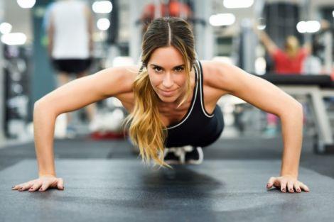 4 вправи для ідеального тіла (ВІДЕО)