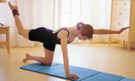 Вправи для профілактики варикозу (ВІДЕО)