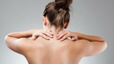 Ефективні вправи від болю в шиї