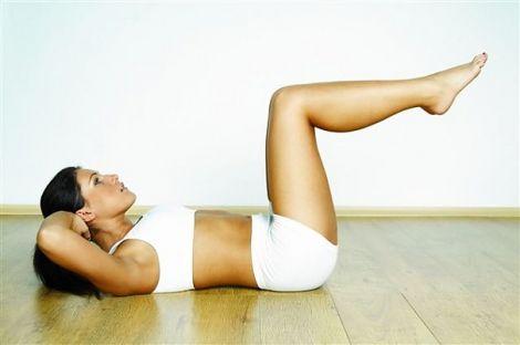 10 ефективних вправ для живота