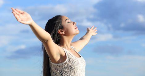 Дихальні вправи зміцнюють здоров'я