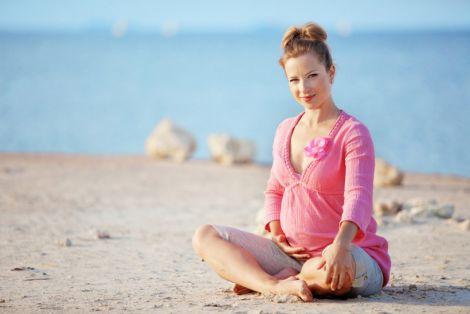 Корисні вправи для вагітніх жінок