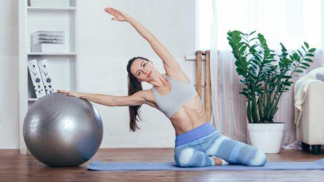 Вправи для тих, хто не ходить у спортзал