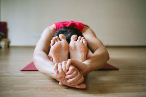 Від болю в спині врятує гімнастика