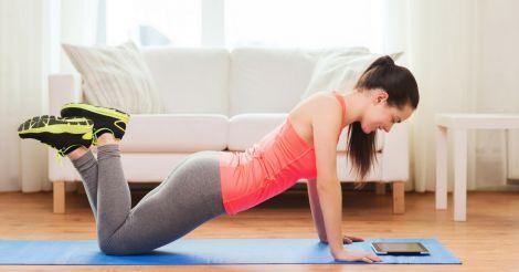 Вправи для ефективного схуднення