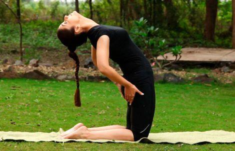 Тибетські вправи для здоров'я хребта
