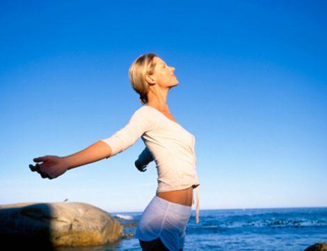 Дихальні вправи для оздоровлення
