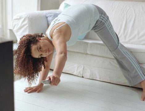 Корисні вправи перед сном