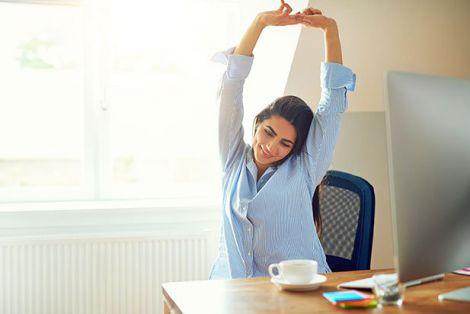 Прості вправи від болю в спині