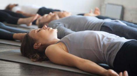 Вправи для здорового сну