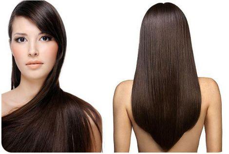 Волосся після ботоксу