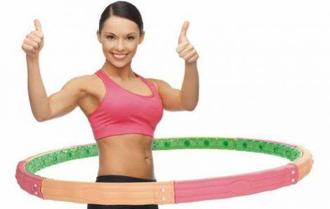 Позбутись жиру на животі можна в домашніх умовах
