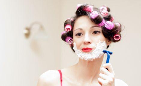 Як позбутись небажаного волосся на обличчі?