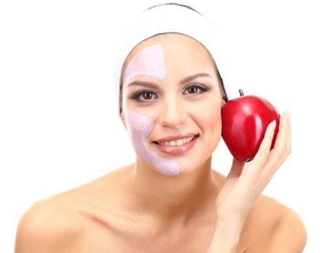 Антивіковий крем на основі яблук
