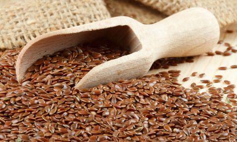 Користь насіння льону у профілактиці раку