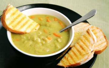 Рецепт смачного пісного супу