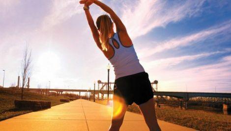 Зарядка зменшує прояви стресу