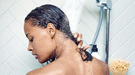 Як правильно приймати душ?