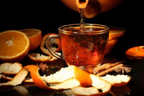 Смачний корисний чай