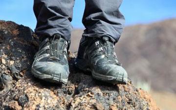 Як позбутися поганого запаху ніг