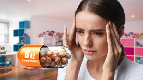Симптоми дефіциту B12: три ознаки небезпечно низького рівня вітаміну