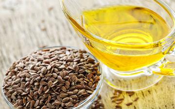 В чому користь лляної олії?
