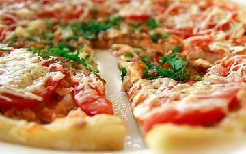 Піца - смачно, але...