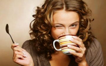Жінкам корисно помірно пити каву